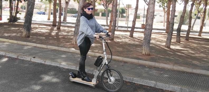 ¿Por dónde se puede circular con un patinete eléctrico?