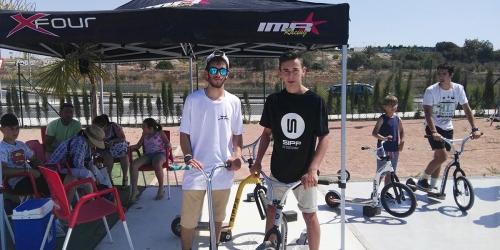 SIPP en el Campeonato de España de Scooter